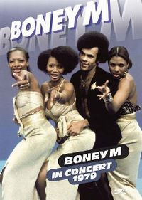 Cover Boney M. - In Concert 1979 [DVD]